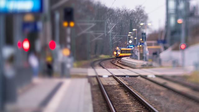 My toy tram :-)