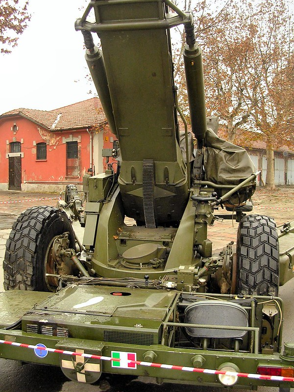 FH-70 155mm Field Howitzer 9