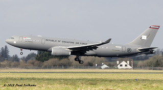 EC-333 A330MRTT Singapore Air Force   by Anhedral