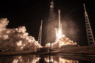 Zuma Mission | by Official SpaceX Photos