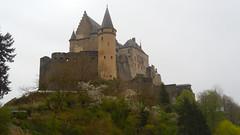 Vianden, Chateau Vianden [05.04.2014]
