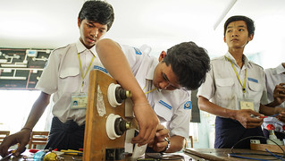47227-001: Skills Development for Inclusive Growth in Myanmar | by Asian Development Bank