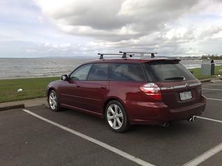 Subaru Liberty Sport