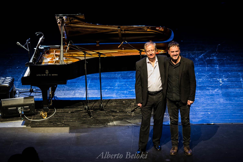Wim Mertens + Kirmen Uribe