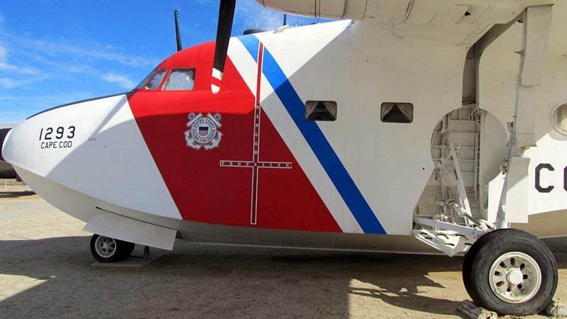 Grumman HU-16E Albatross 3