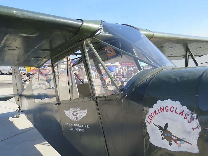 Aeronca L-3B Grasshoper 9