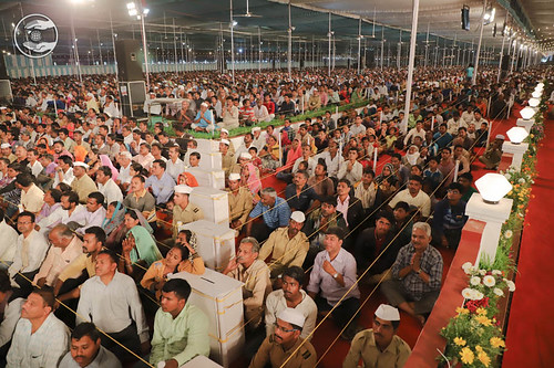 Flood of devotion
