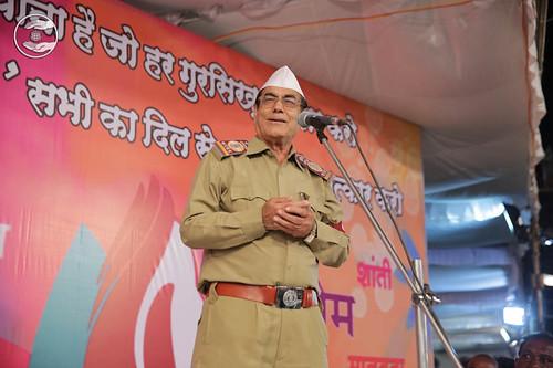 Hira Lal Nathani from Aurangabad, expresses his views