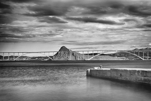 clouds arch bridge archbridge concrete noperson outdoors pier krk croatia europe nikon nikond750 nikkor283003556 gazzda hrvojesimich