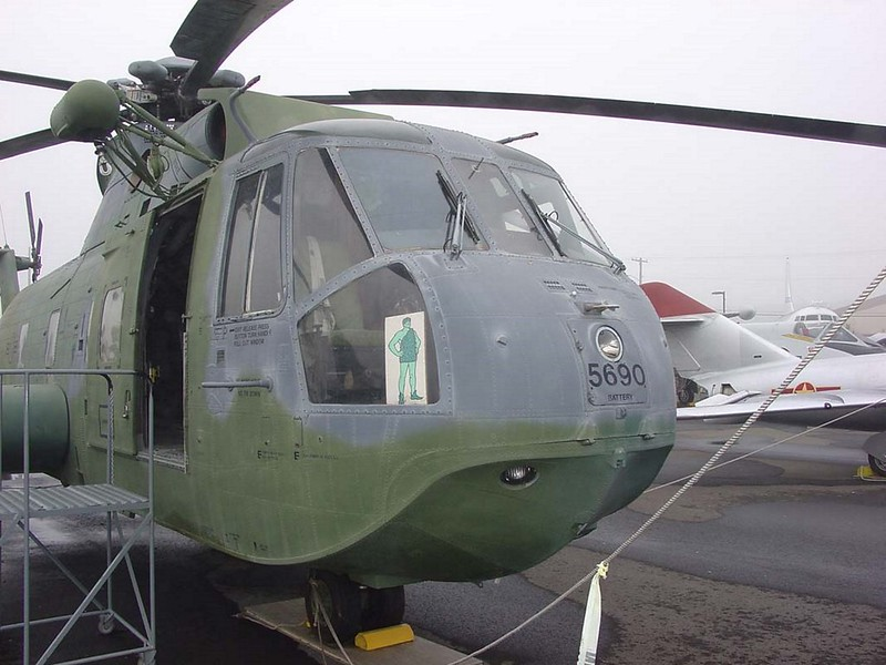 Sikorsky CH-3E Jolly Green Giant 2