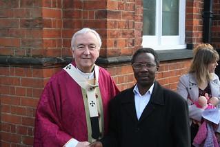 Visit - Archbishop Vincent Nichols