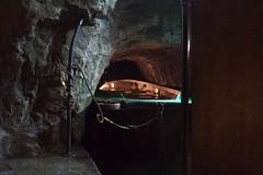 Underground Boat