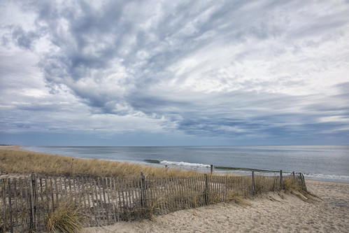 beach delaware indianriverinlet dunes weather clouds nature