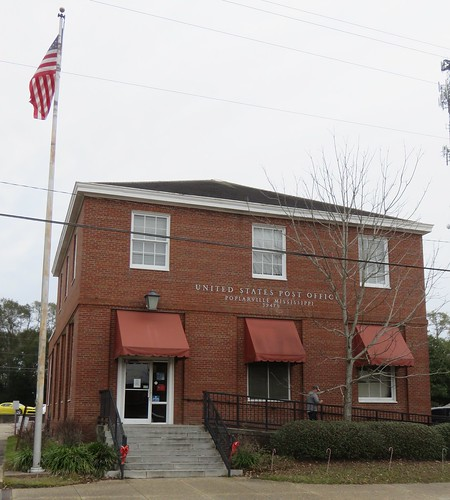 mississippi ms postoffices pearlrivercounty poplarville northamerica unitedstates us