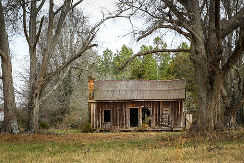 canon 6d sigma 50mm14 art lens oconee southcarolina upstate rural country farm home house tenant share cropper vintage disappearing nostalgic rustic southernlife southern america usa landscape oak yard