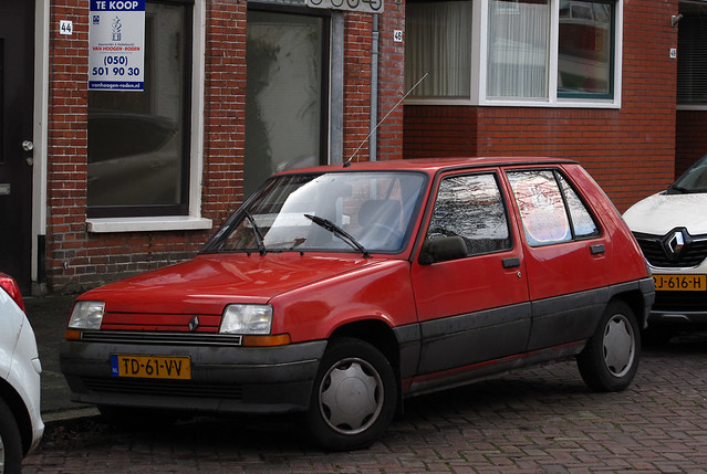 1988 Renault 5 Automatic 1.4