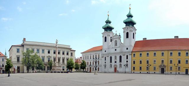 Győri városnézés kisvonattal!