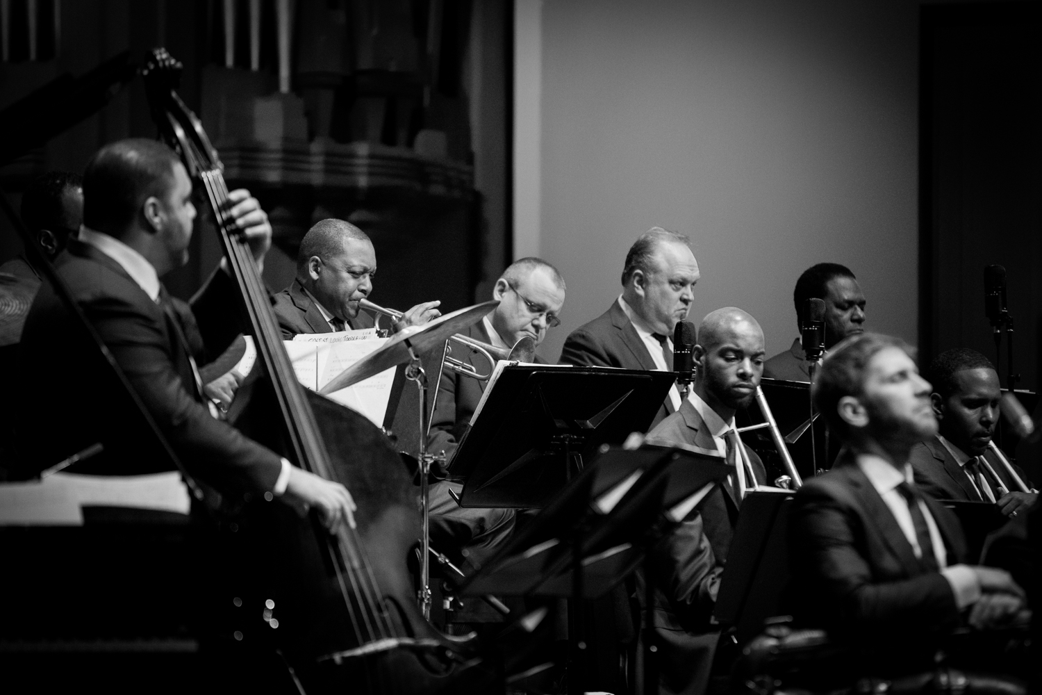 Jazz at Lincoln Center Orchestra -7880
