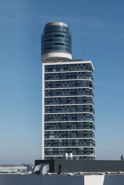 Der neue Henninger Turm