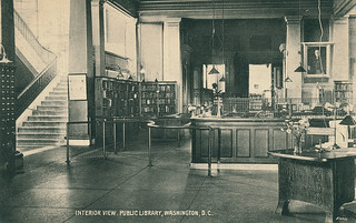 Carnegie Library Interior