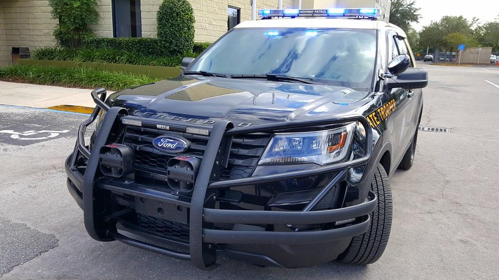 Florida Highway Patrol Fhp 2018 Ford Police Interceptor Flickr