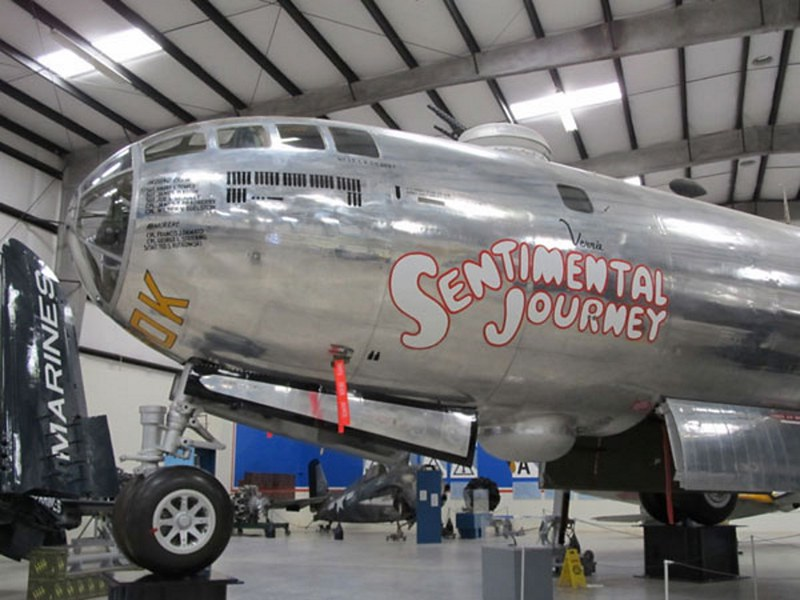 Boeing B-29 Super Fort 1