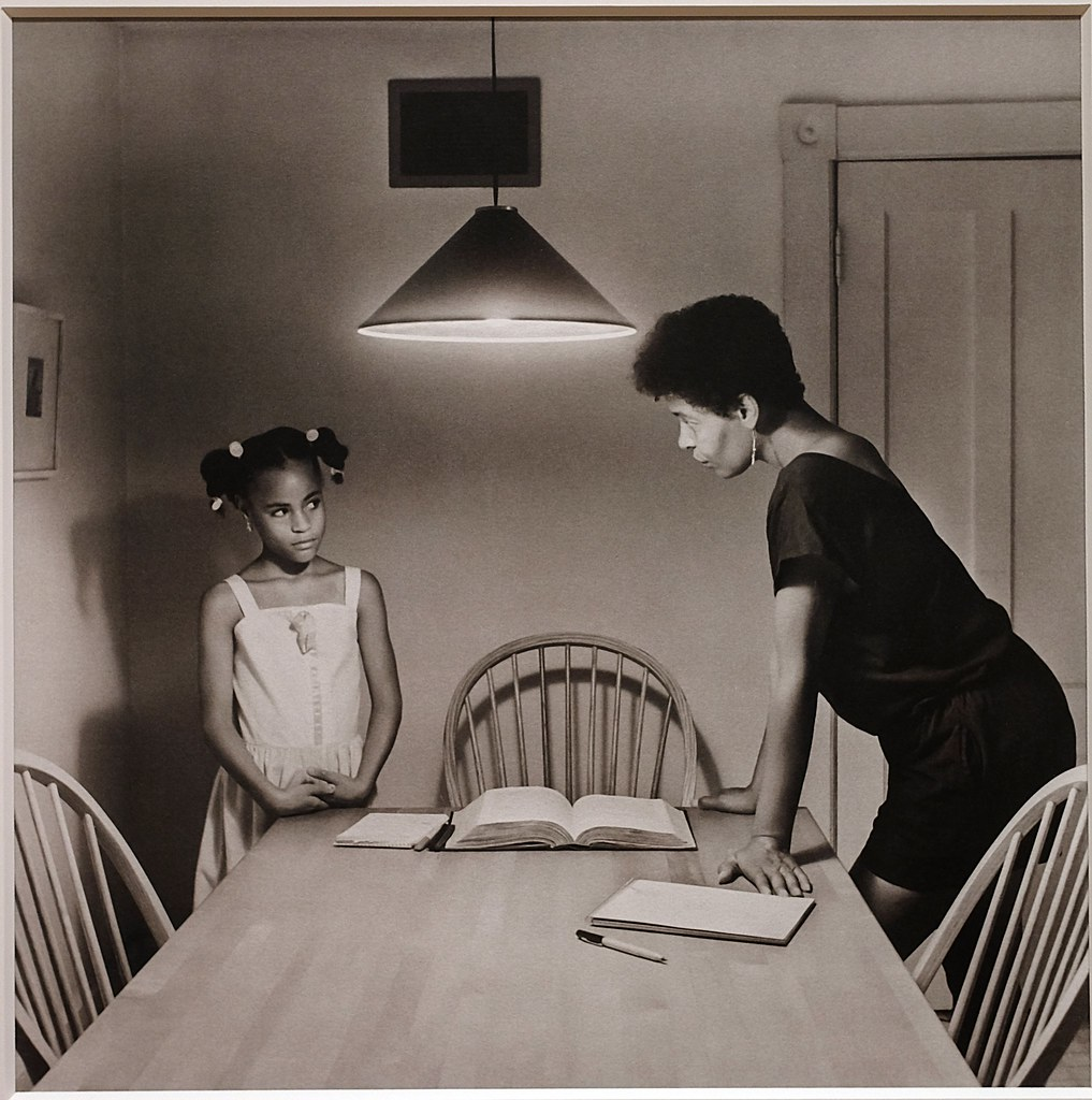 Carrie Mae Weems Kitchen Table Series Www Nga Gov Exhibit