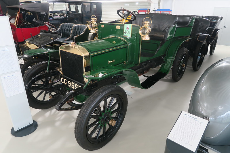 British Motor Museum Reserve Collection