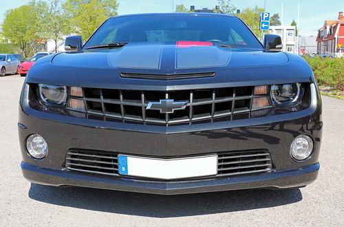 2012 Chevrolet Camaro 45th Photo