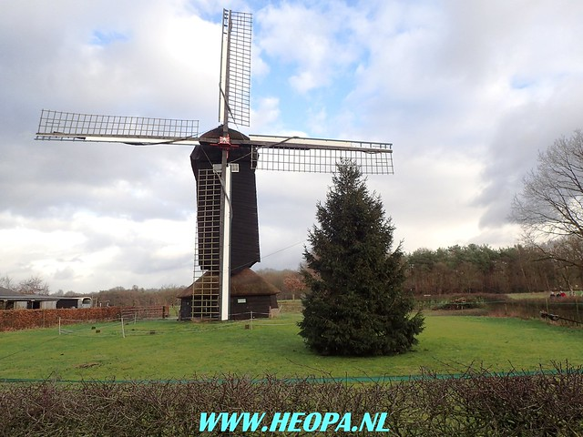 2018-01-17 Lunteren  24 km   (85)