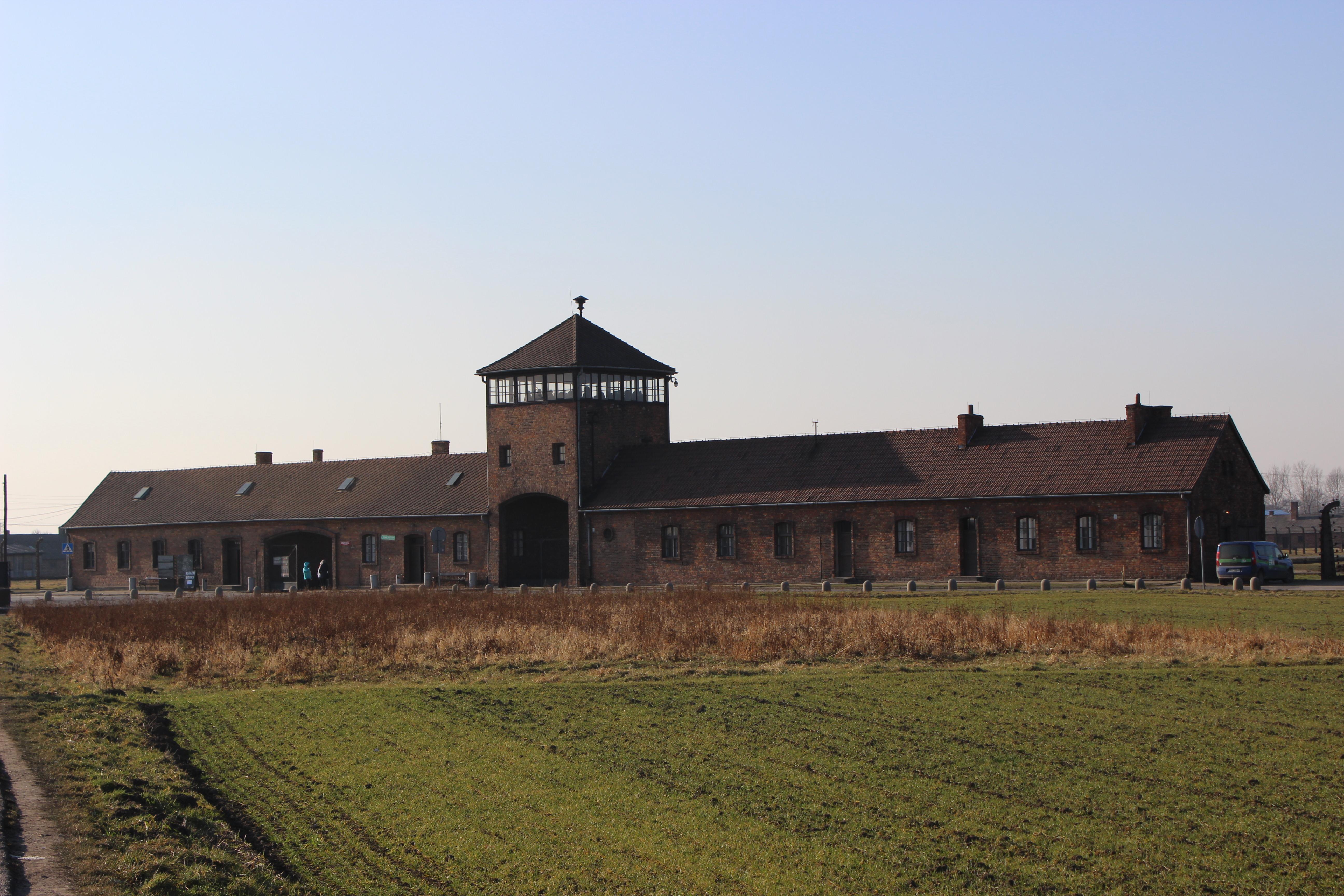 Auschwitz II Birkenau 1