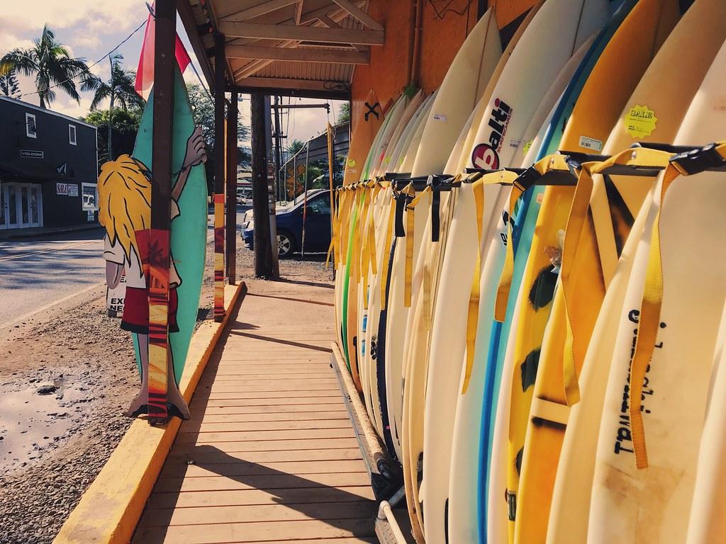 Surf And Sea Surf Shop Haleiwa Oahu Processed With Vs