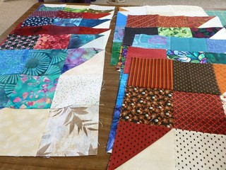 California Fire Quilt Project | From My Carolina Home | by Carole @ From My Carolina Home