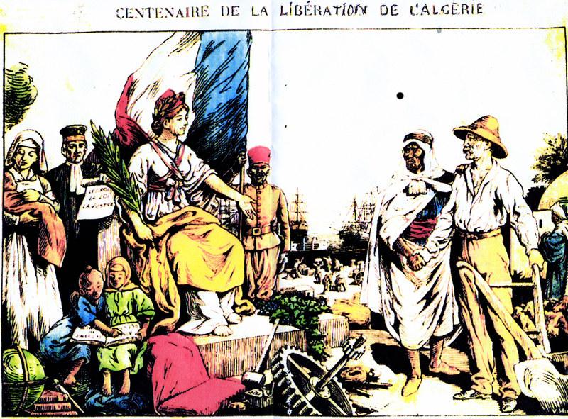 Centenaire de la libération de l'Algérie par la France