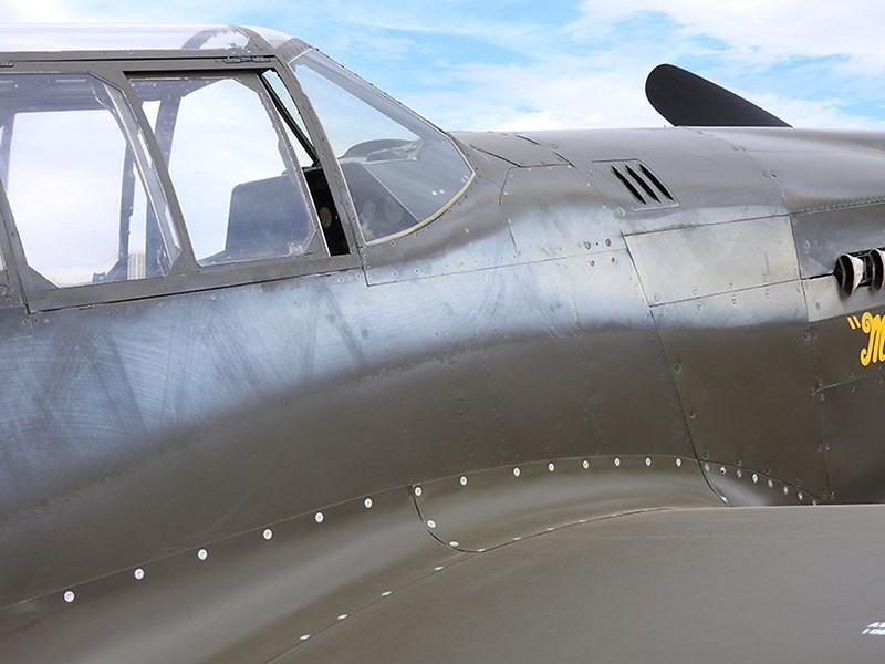 North American P-51A-10-NA Mustang 3