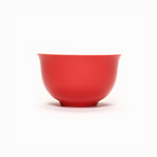 Camellia Sinensis Duo Cup Scarlet Red
