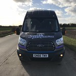 GN66 TNV - Ford Transit Minibus
