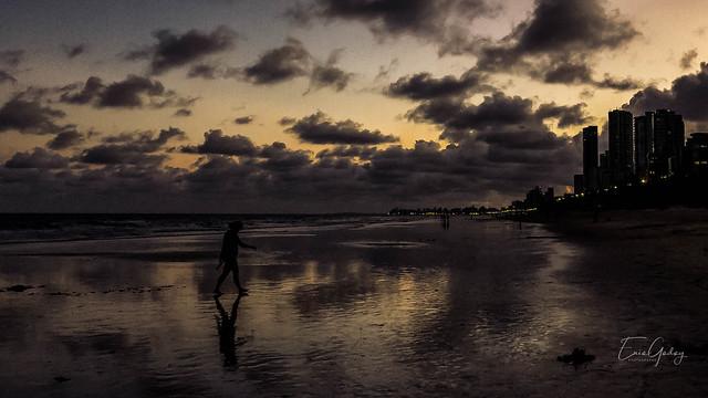 Beach - walking