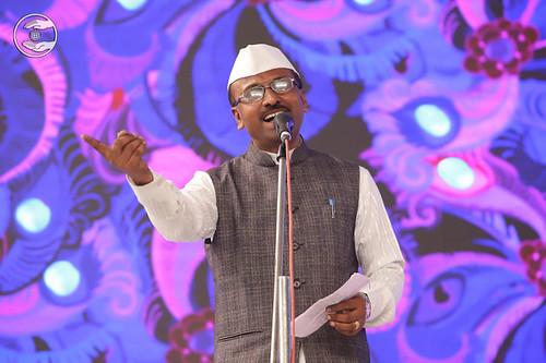 Marathi poem by Vasudev Borge, Vikhroli