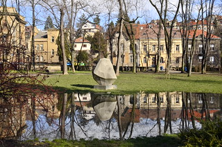 Ivan Goran Kovacic Zagreb Ribnjak Park Sculpture By Vo Flickr