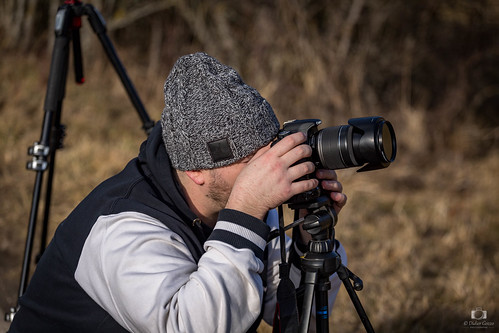 Le photographe... A photographer..
