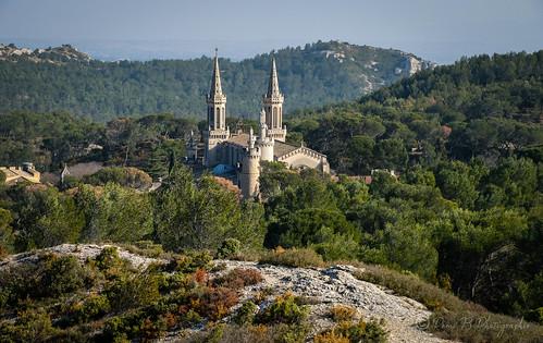 frigolet tarascon abbaye