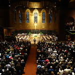 Candlelight Carols 2017 full church