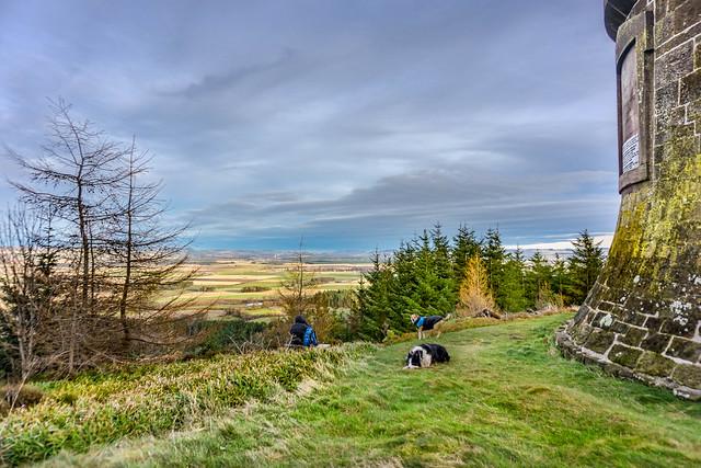 Tyndall Bruce Monument, Fife