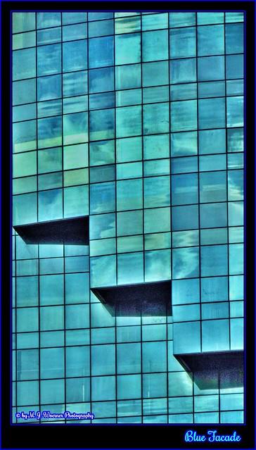 Blue Facade 03