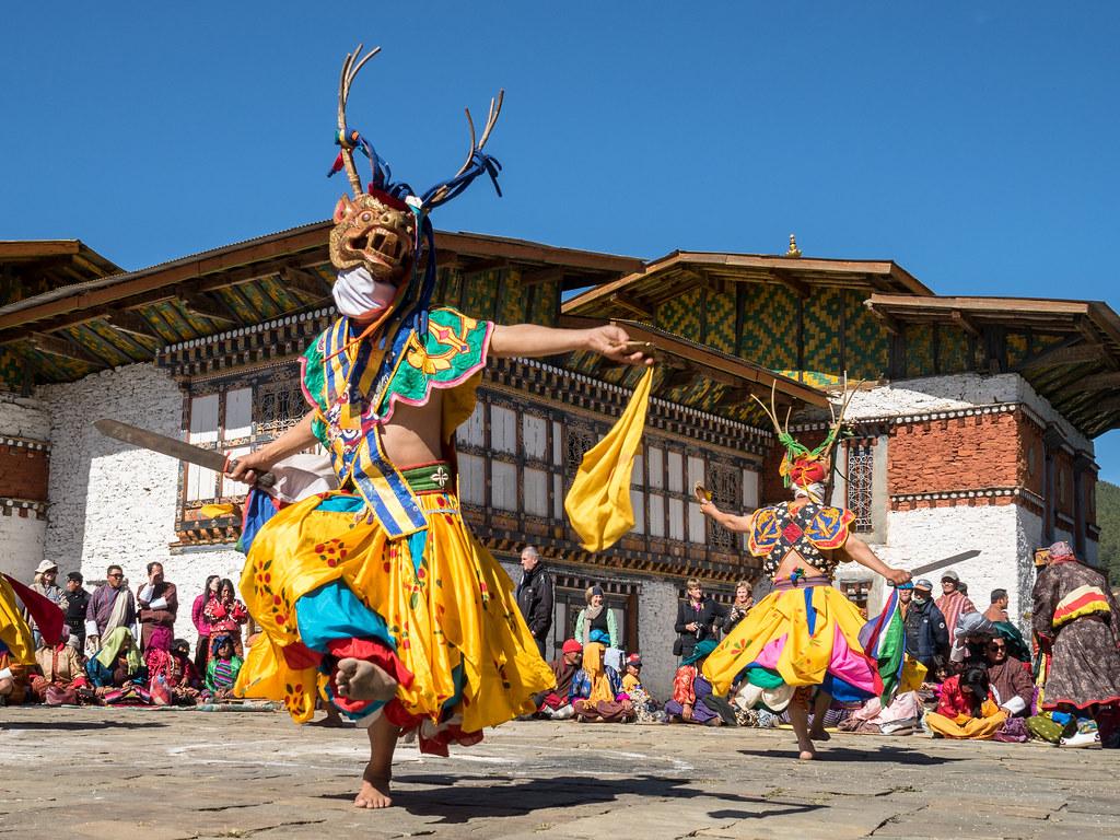 Bhutan - Tsechu Festival | Chiara Bugna | Flickr