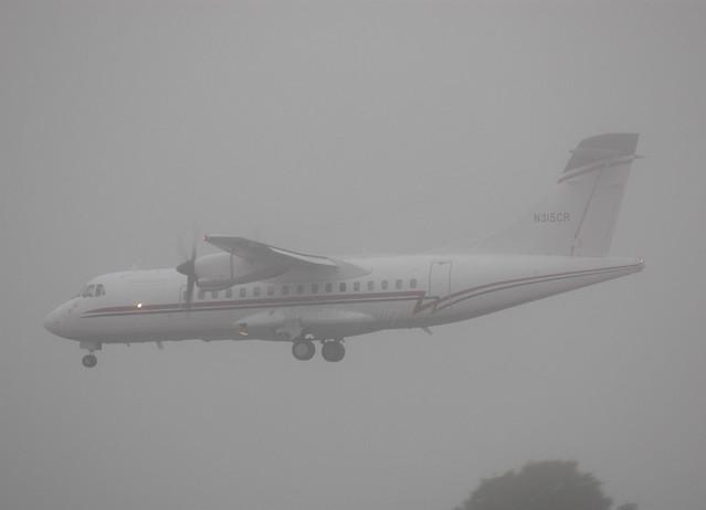 N315CR ATR42-320