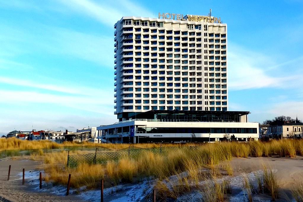 Hotel Neptun Warnemünde Stasi