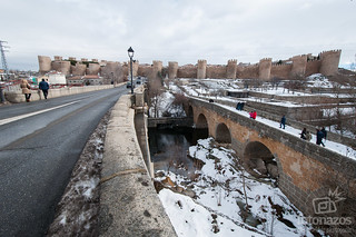 Ávila nevada | by Jexweber.fotos