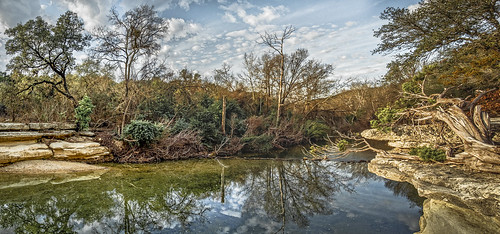 creek stream bullcreek winter trees austin texas texashillcountry